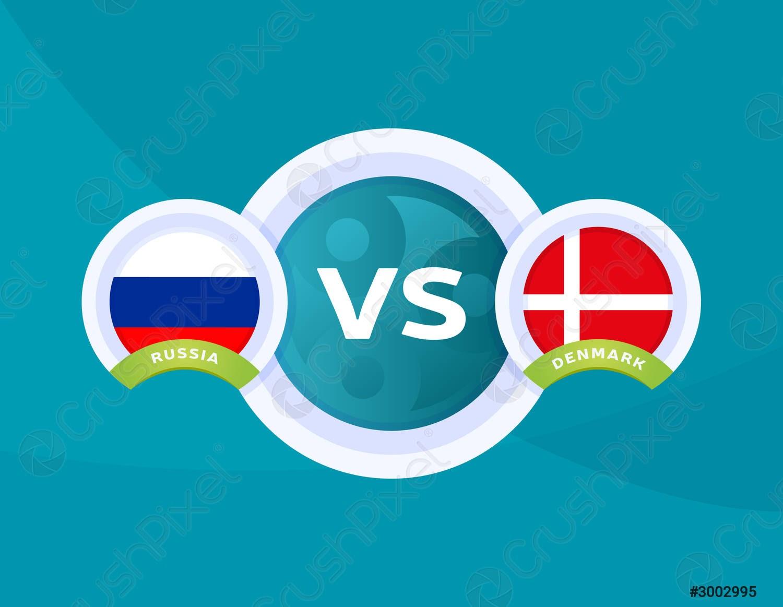 ข่าวฟุตบอล วิเคราะห์บอลยูโร 2020 รัสเซีย vs เดนมาร์ก