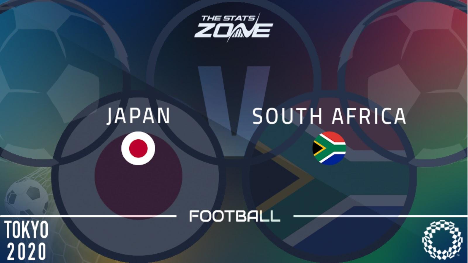 วิเคราะห์บอล โอลิมปิก 2020 - รอบแบ่งกลุ่ม กลุ่ม เอ ญี่ปุ่น U23 vs แอฟริกาใต้ U23 เวลา 18.00 น.