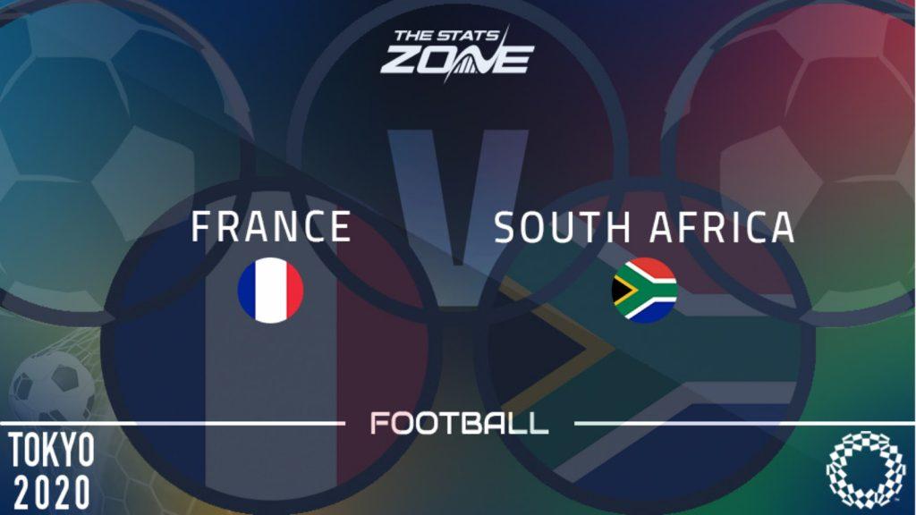 วิเคราะห์บอล โอลิมปิก 2020 - รอบแบ่งกลุ่ม กลุ่ม A - ฝรั่งเศส U23 -vs- แอฟริกาใต้ U23