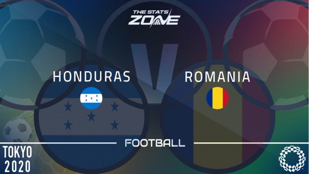วิเคราะห์บอล โอลิมปิก 2020 - รอบแบ่งกลุ่ม กลุ่ม B ฮอนดูรัส U23 vs โรมาเนีย U23 เวลา : 18.00 น.