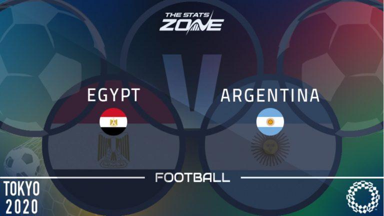 วิเคราะห์บอล โอลิมปิก 2020 - รอบแบ่งกลุ่ม กลุ่ม C - อียิปต์ U23 -vs- อาร์เจนติน่า U23