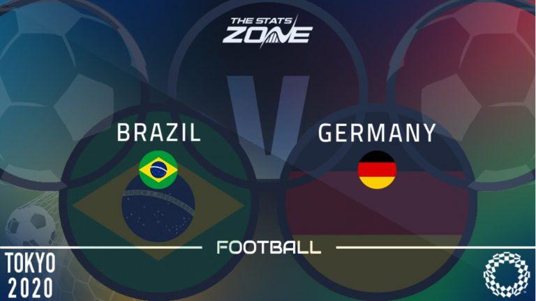 วิเคราะห์บอล โอลิมปิก 2020 - รอบแบ่งกลุ่ม กลุ่มD บราซิล U23 vs เยอรมัน U23 เวลา 18.30 น.